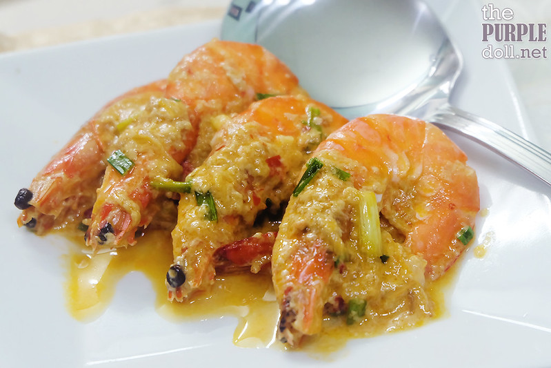Shrimp with Chili Bean Sauce