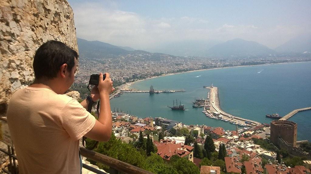 Canon Türkiye fotoğrafçılarından Ozan Cankara Alanya'daydı 2