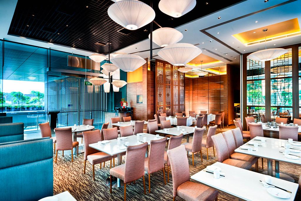 Peach Garden Metropolis Restaurant Interior-9