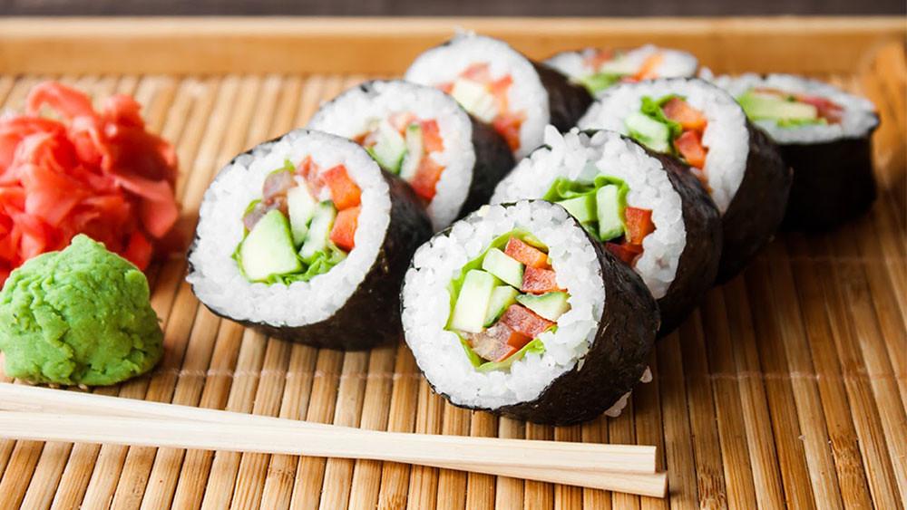 cách làm món sushi nhật bản ngon tuyệt chỉ trong 30 phút