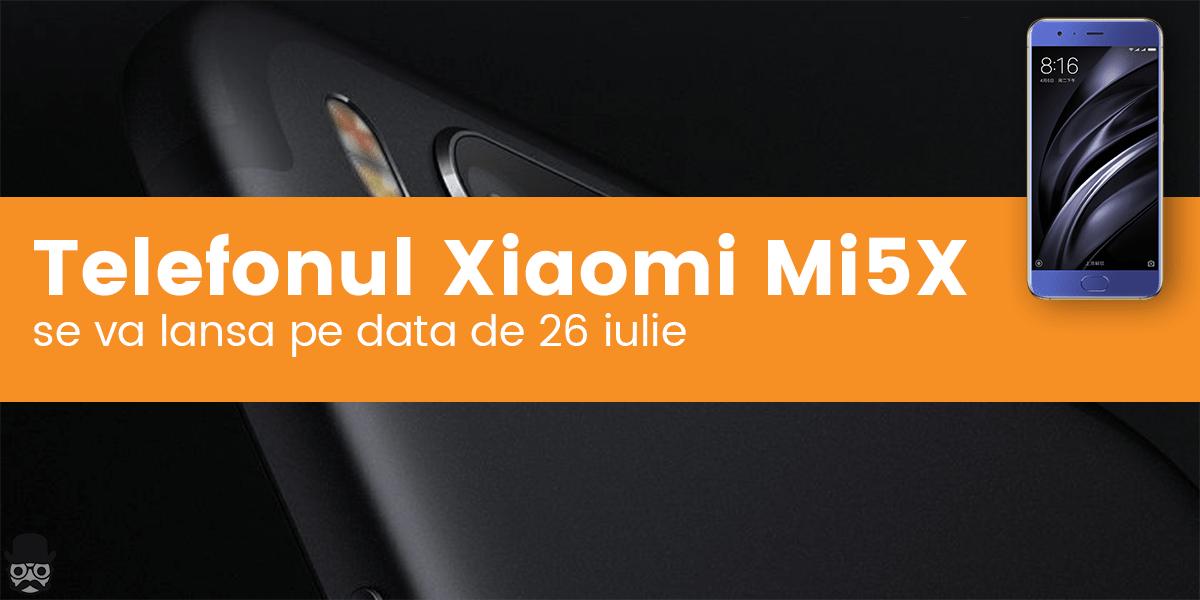 Xiaomi Mi5X pret