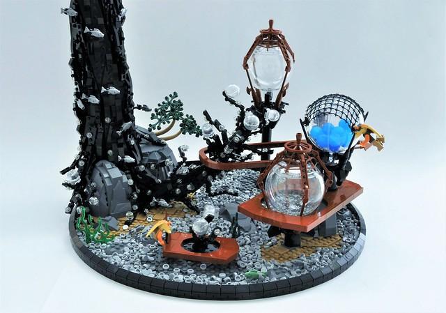 Star Wars Ring-worlds: Otoh Gunga Plasma Farm