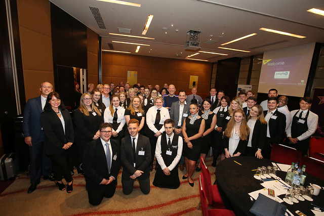 AA College Restaurant of the Year judging day - 28 June 2017