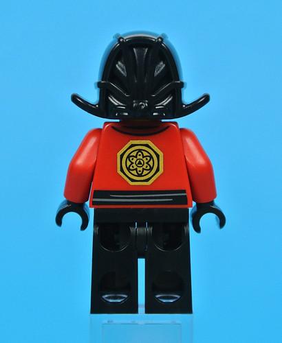 LEGO Ninjago Master Wu Minifigure Robe Torso 71019
