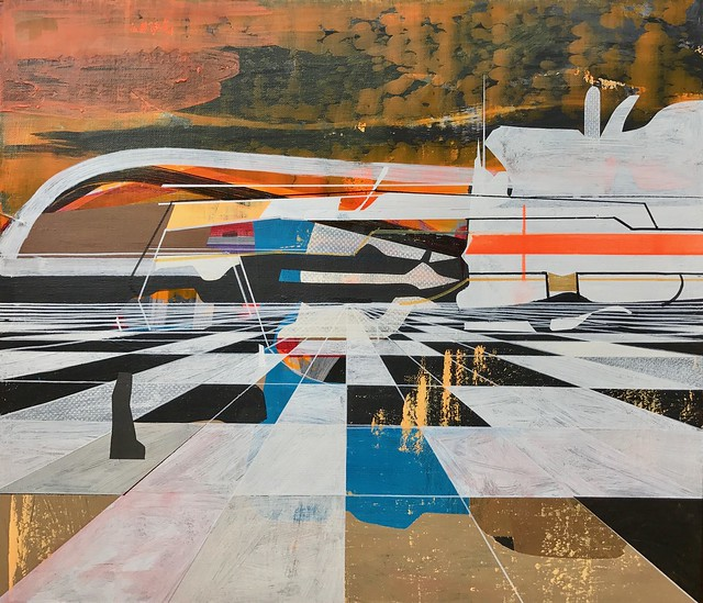 Jim Harris: Marte Villas.