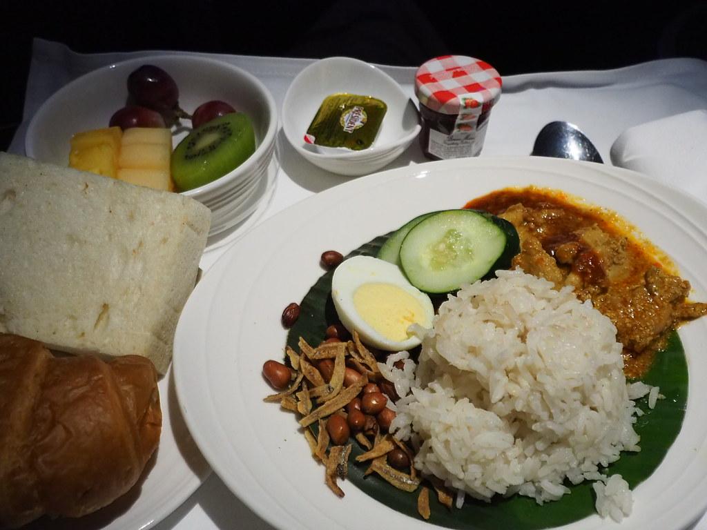 malaysiaairlineA380meal
