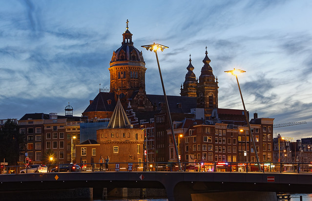 Amsterdam, Canon EOS 5DS R, Canon EF 70-200mm f/4L IS