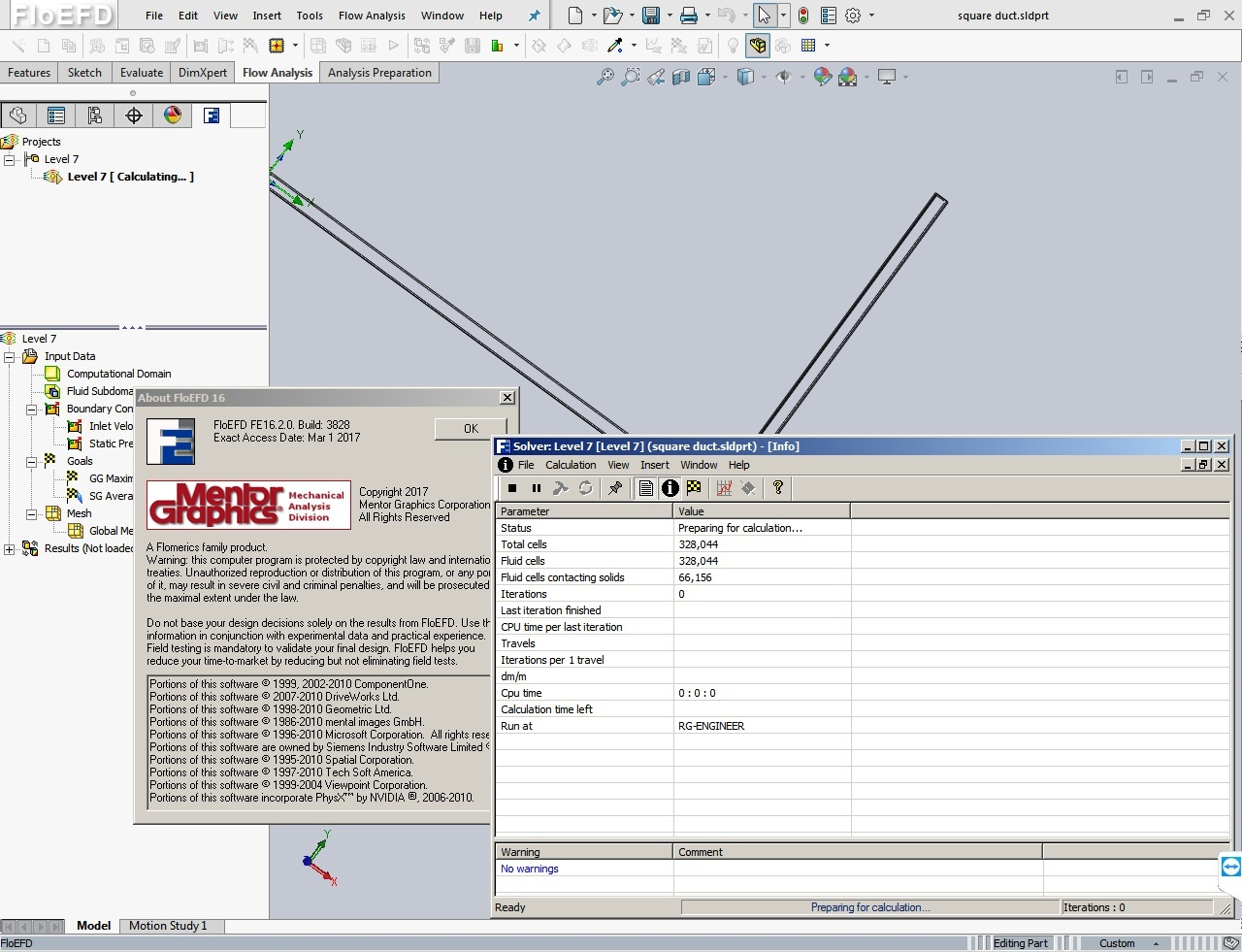 Working with FloEFD.16.3.v3907.Solidworks.Win64