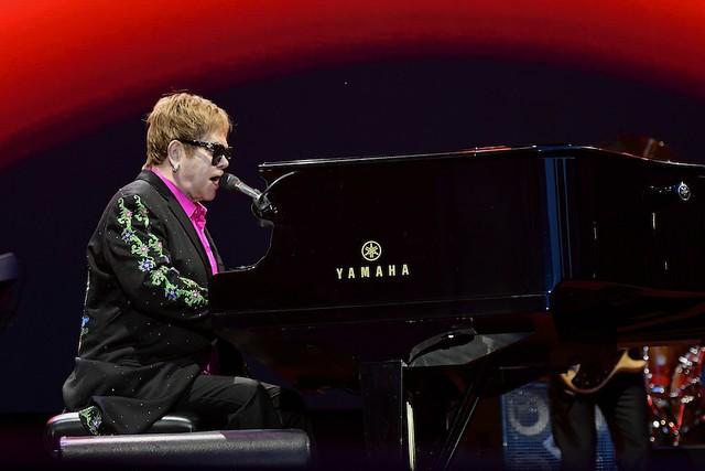 Elton John a Mantova - 14 Luglio 2017