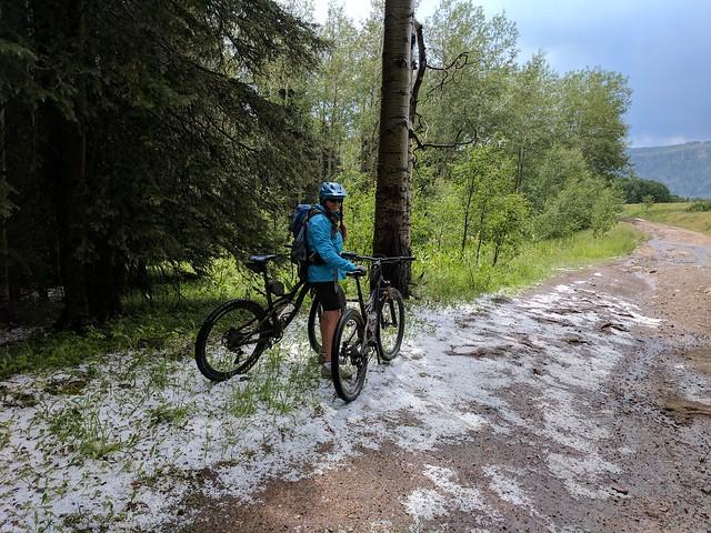 Oh, hail!