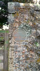 Photo of Pound, Kingston plaque