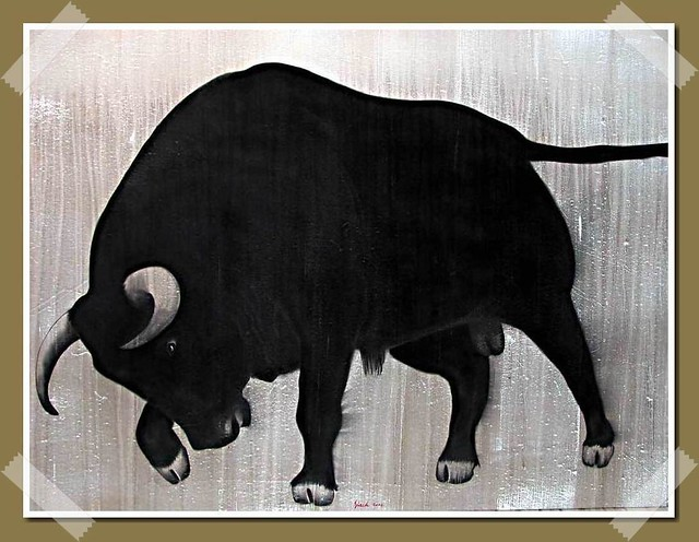 Roaring Bull of Bagbury