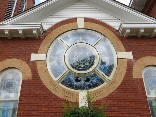 First Baptist Stained Glass Headland AL