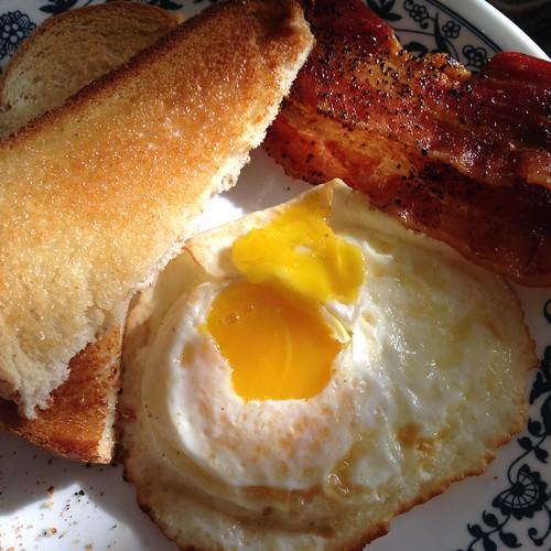 I ?? breakfast.