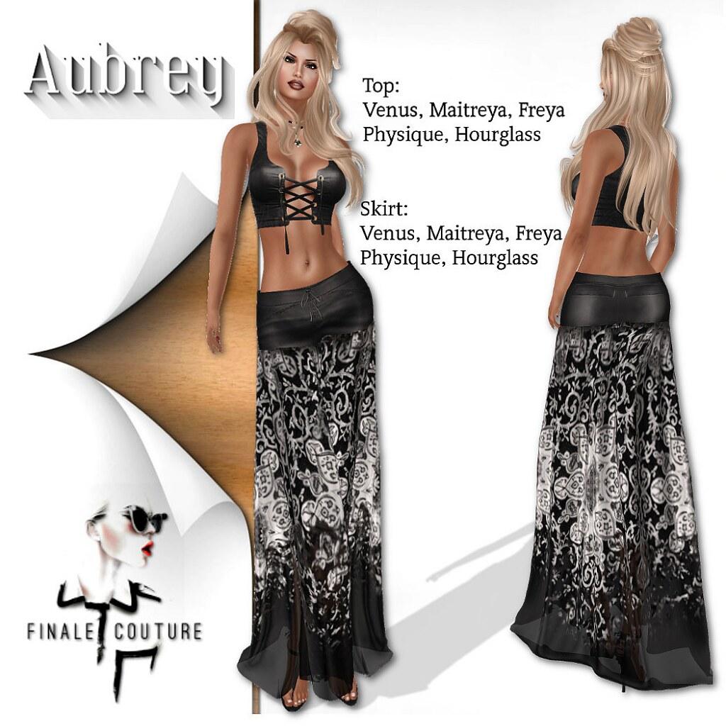Finale Couture Aubrey Poster - SecondLifeHub.com