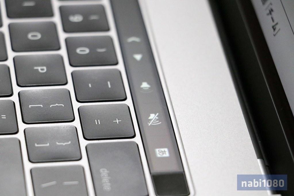 15インチ MacBook Pro 201719