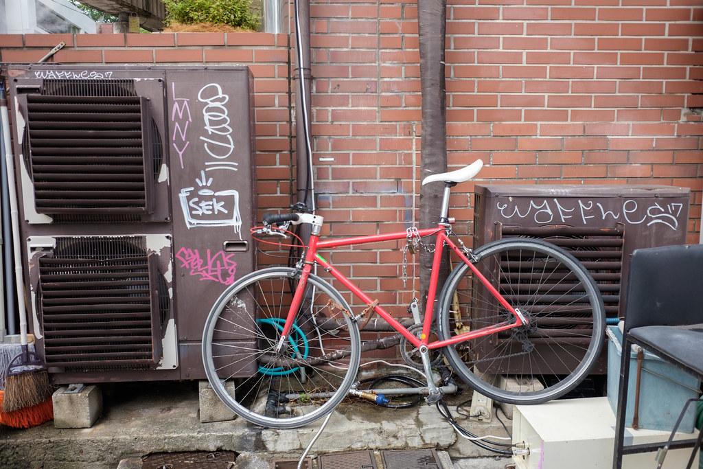 自転車 2017/07/16 X7008741