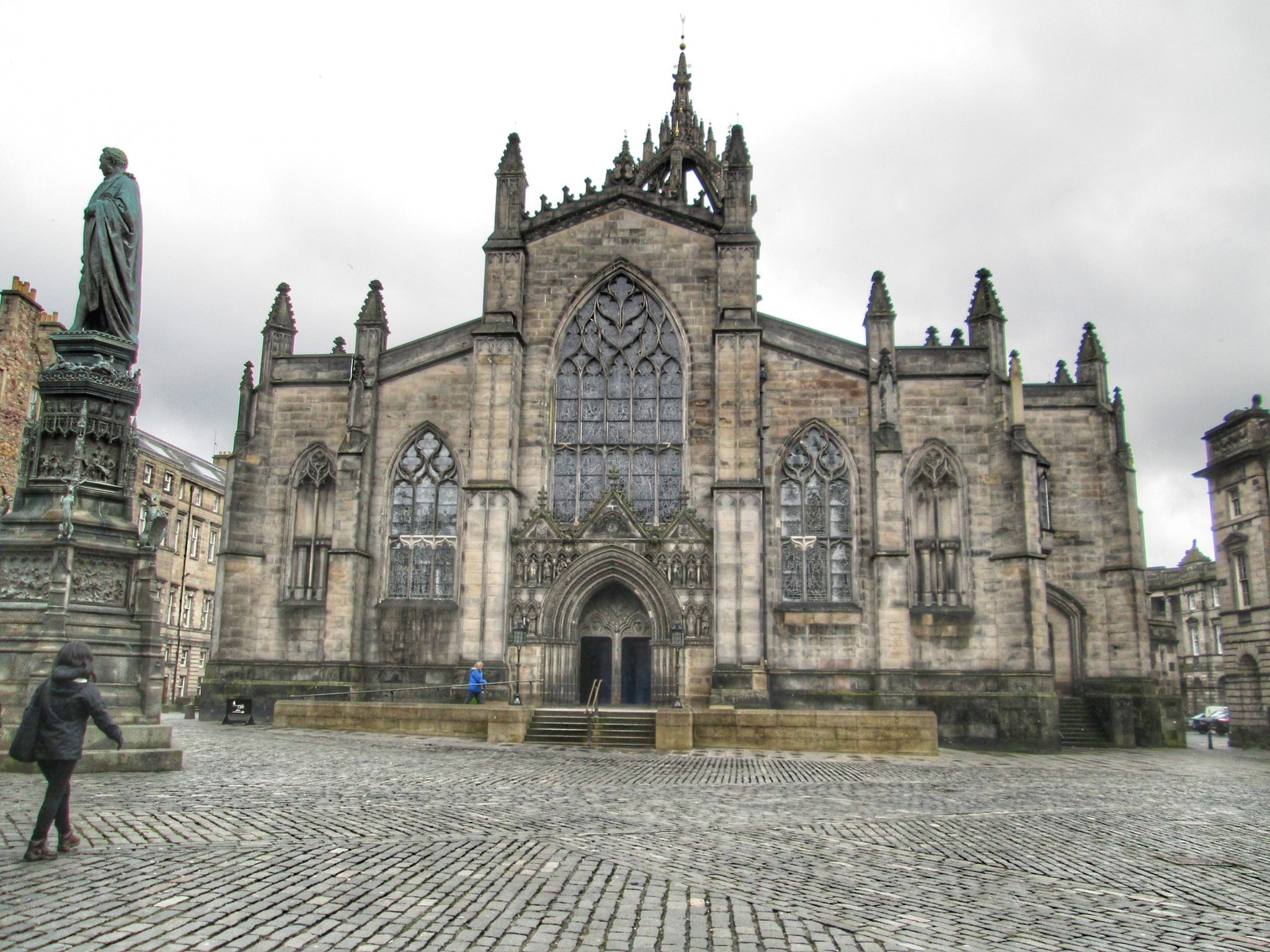 St Giles Cathedral Exterior 1