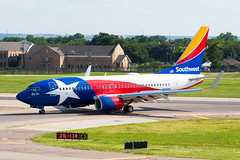 N931WN DS6_5276 2017_07_18 SWA B737-7H4 N931WN 'Lone Star One'  _KDAL TX 00