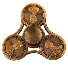 Lincoln cent figet spinner