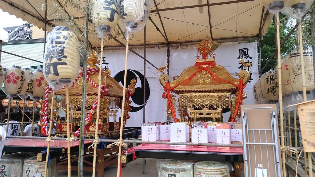 大阪天満宮 神輿4