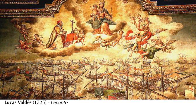 Valdés, +1725 - Lepanto
