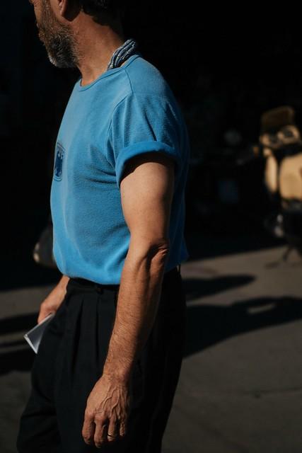 Giuseppe Santamaria photo from Men in this Town blog