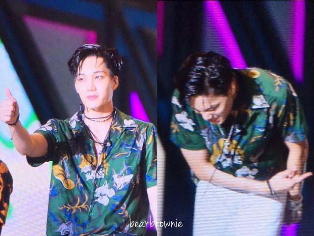 170724 EXO at Ulsan Summer Festival
