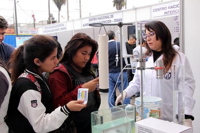 Feria Informativa Científica 2017