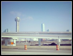 Arriving to Dallas