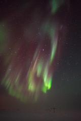 Auroras show the way