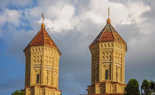threeholyhierarchsmonastery treiierarhi monastery iasi romania church orthodox mănăstireasfinţiitreiierarhi