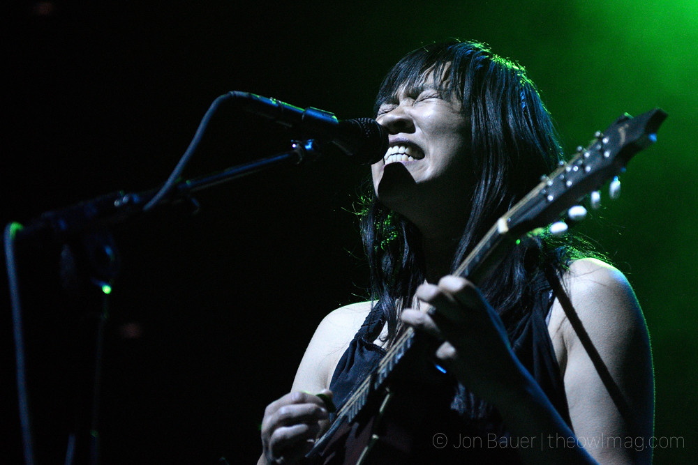 Thao Nguyen @ The Fox Theater, Oakland 7/21/17