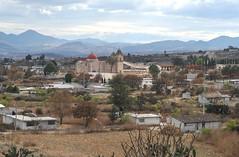 Church San Miguel Tequixtepec Oaxaca