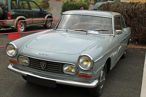 Peugeot 404 coupé