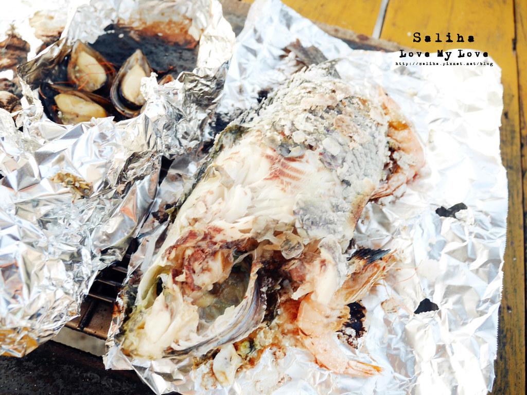 台中沙鹿區夜景餐廳推薦蠔膽你來露天燒烤吃到飽 (28)