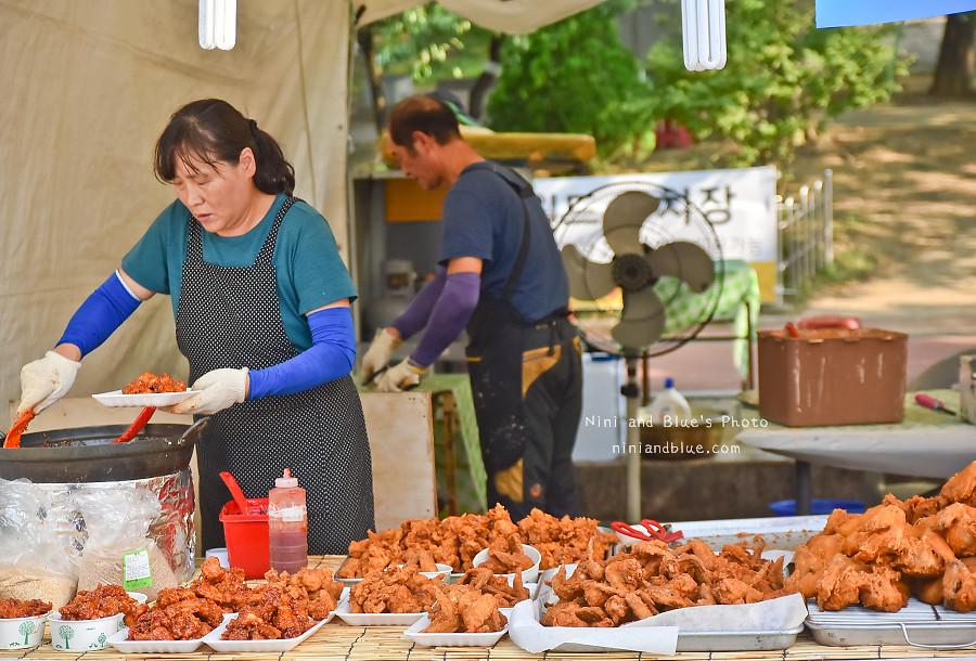 韓國大邱炸雞啤酒節旅遊景點51