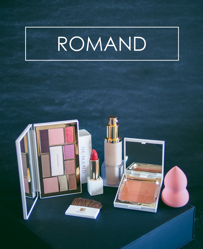 ROMAND Korean Makeup W2Beauty