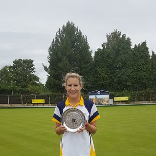 Ladies singles champion 2017