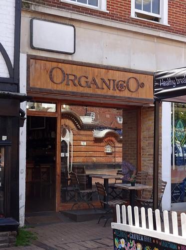 Organico, Epsom, KT19