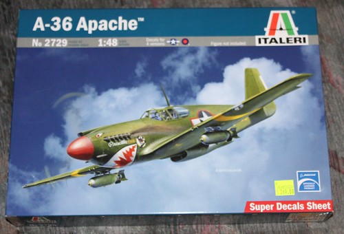 A-36A Apache, Accurate Miniatures 1/48 36269502775_2fbd5034f8