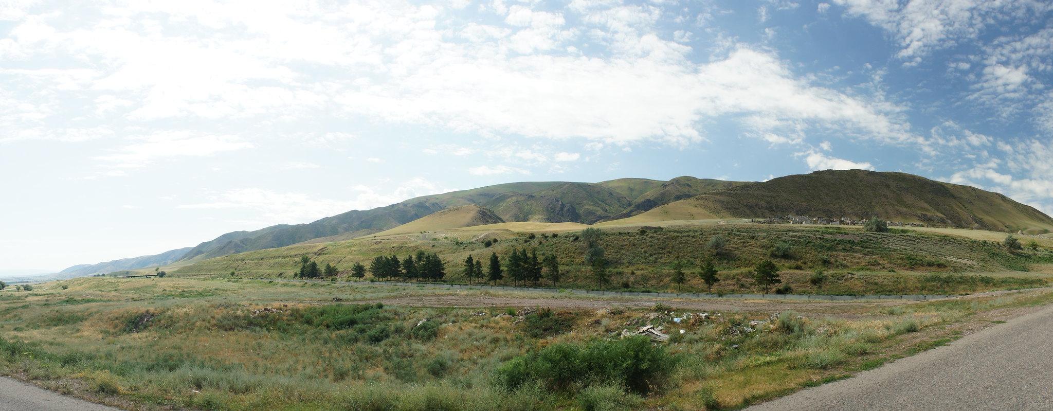 Kazakhstan: Korgos-Almaty