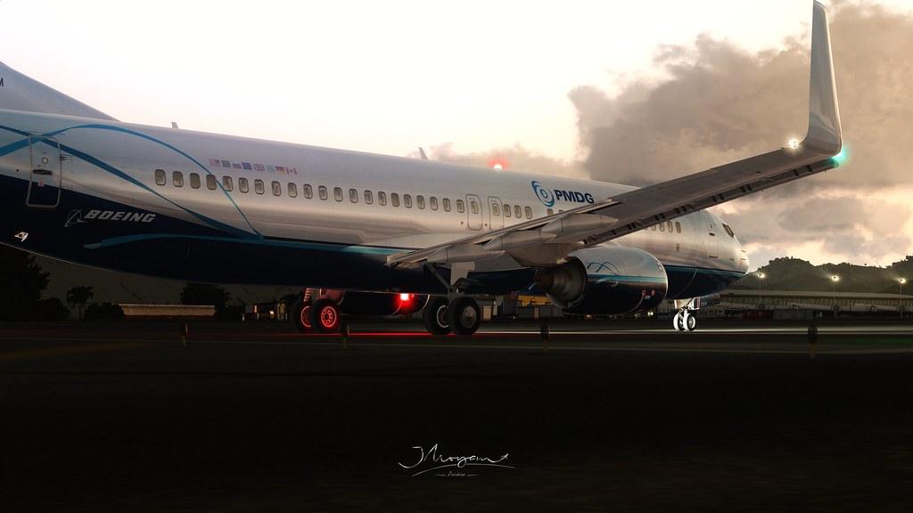 737-8 NGX PMDG P3D V4 64 BITS | 737-8 NGX PMDG P3D V4 64 BIT