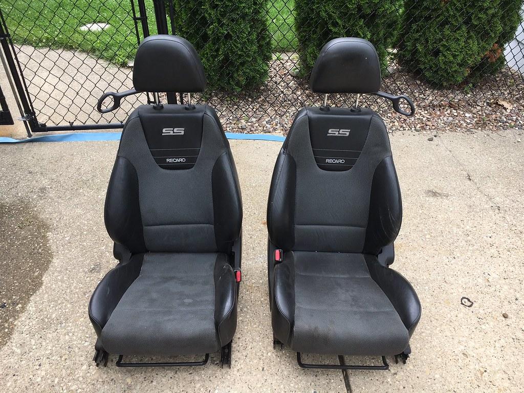 Cobalt SS Recaro Seat Swap - MonteCarloSS com Message Board