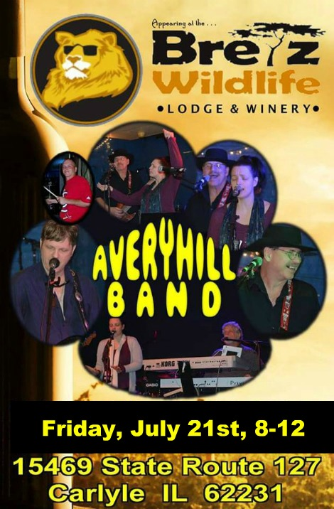 Avery Hill Band 7-21-17