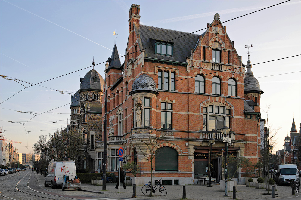 Зуренбург, Антверпен, Бельгия