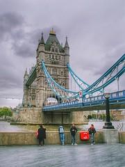 Seeking science at Tower Bridge