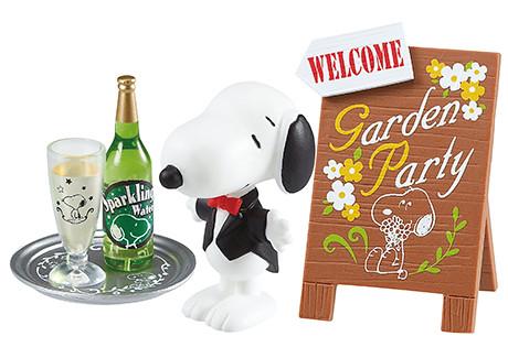 【完整官圖、販售資訊更新】RE-MENT【史努比の花園派對篇】Fun! Fun! Garden Party