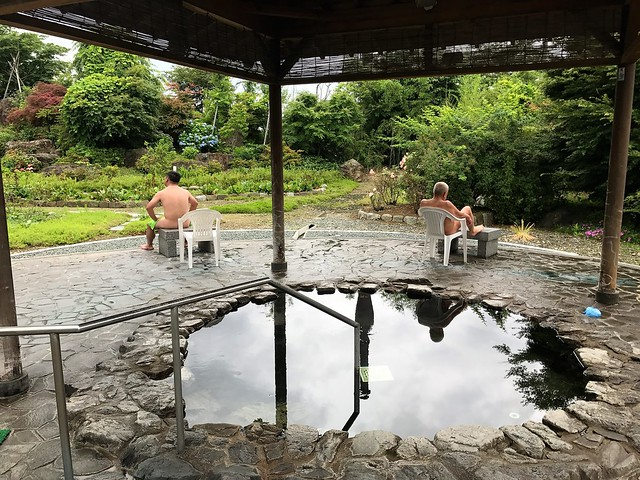 Sakuranoyu onsen
