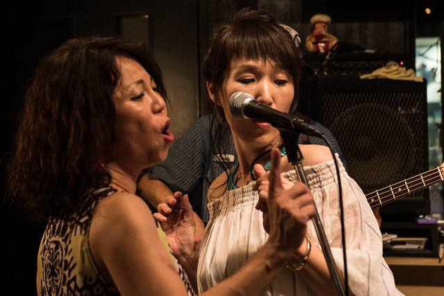 福田シスターズ live at Soul玉, Tokyo, 23 Jul 2017 -00163